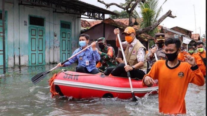 Update Banjir di Kabupaten Pekalongan, 964 Jiwa Masih Mengungsi