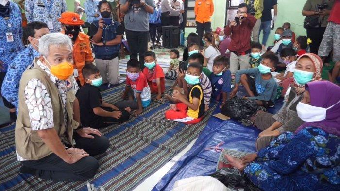 Ganjar Minta Lokasi Pengungsian Banjir Disekat: Saya akan Mengirim GeNose