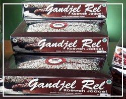 Kue Ganjel Rel produk dr Val's Snack