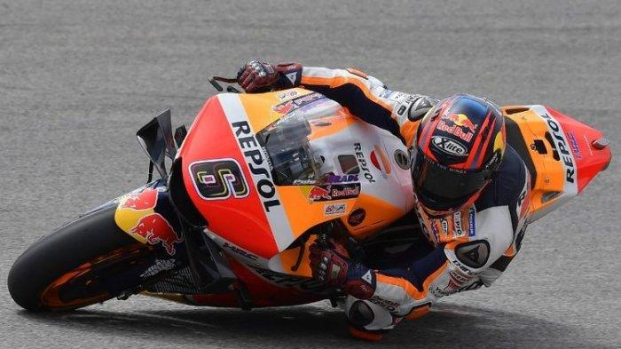 Bos Honda Mengkui Pengganti Marquez Alami Kesulitan pada MotoGP Ceko