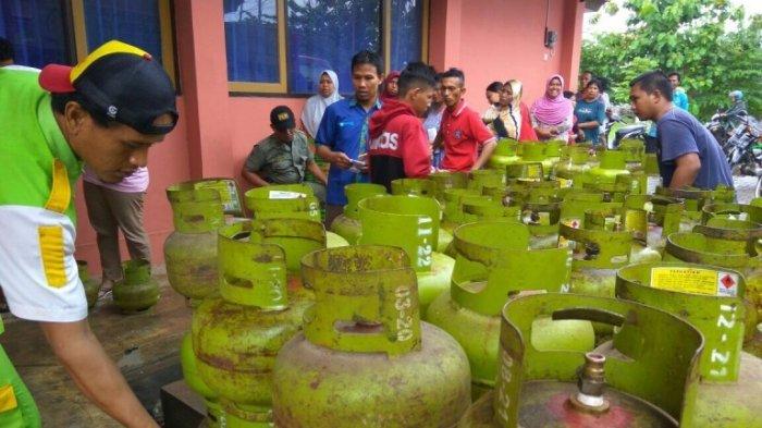 Pertamina Tambah Belasan Ribu Pasokan Gas Elpiji ke Tiga Daerah di Jateng Ini