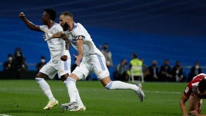 Hadapi Inter Milan di Liga Champions, Real Madrid Tanpa 5 Pilar