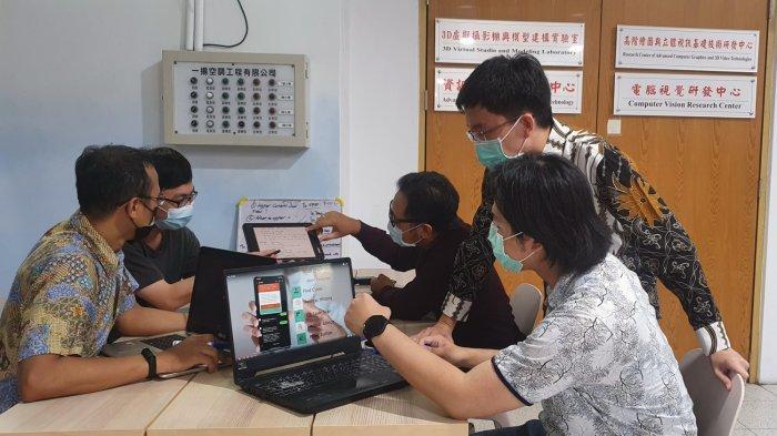 Mahasiswa Asal Jateng Juarai Kompetisi Teknologi Digital di Taiwan