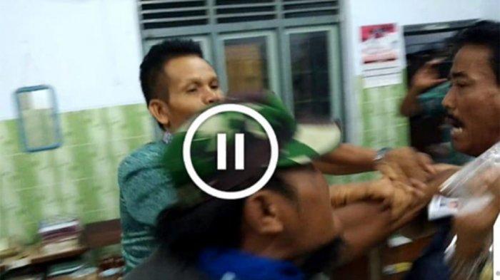 GEGER Video PNS Diduga Dicekik Dianiaya Oknum Anggota DPRD Brebes