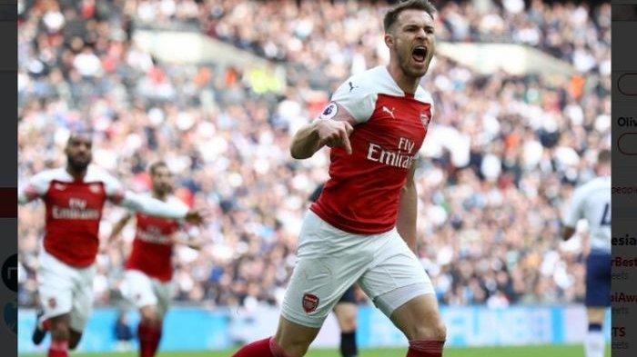 Arsenal Lemparkan Manchester United dari Zona Liga Champions di Klasemen Liga Inggris