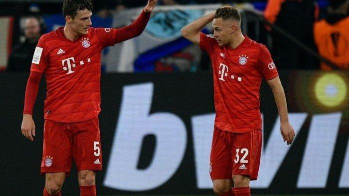 Hasil Bayern Muenchen Vs Hertha Berlin di Bundesliga, Cuma Menang Tipis Masih Kokoh Dipuncak Klasmen