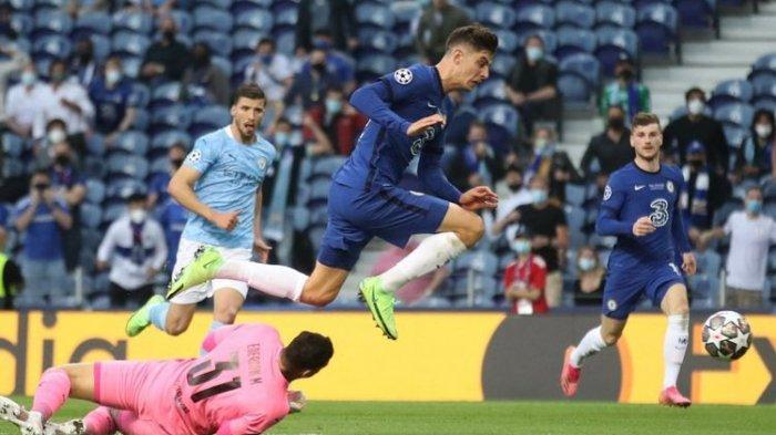 Pep Guardiola Tak Belajar di Laga Sebelumnya, Chelsea Juara Liga Champions Kalahkan Manchester City