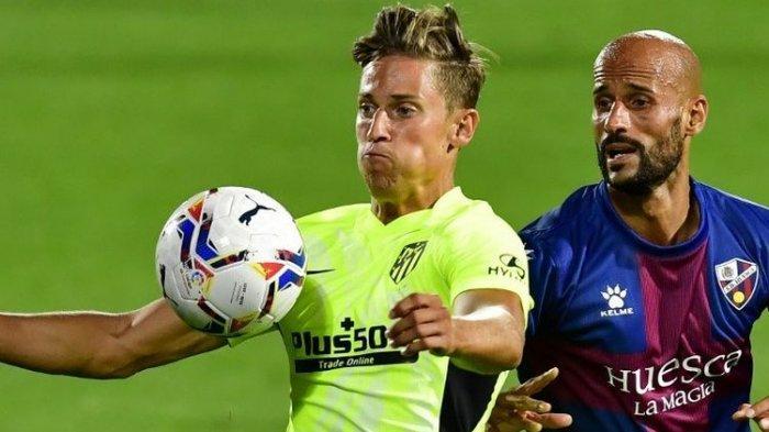 Hasil Atletico Madrid vs Levante, Tren Positif Diego Simeone Terhenti, Namun Timnya Tetap di Puncak