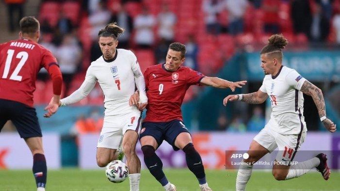 Dikritik Roy Keane Soal Eksekusi Penalti, Jack Grealish Sindir Balik, Gareth Southgate Pasang Badan