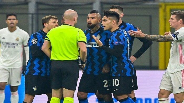 Duel Inter Milan Vs Real Madrid, Kick-off 02.00 WIB