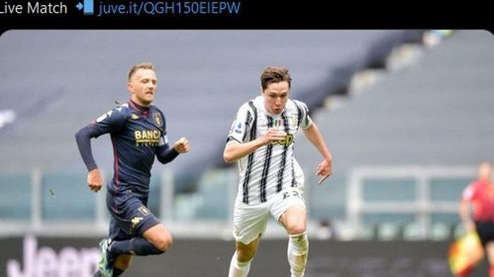 Hasil Akhir Skor 3-1 Juventus Vs Genoa, Nyonya Tua Tempel AC Milan
