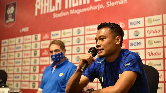 Prediksi Persija Vs Persib Piala Menpora 2021, H2H, Susunan Pemain dan Link Live Streaming