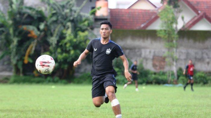 Jelang PSIS Semarang Hadapi Sriwijaya FC, Begini Cara Pandang Tegar Infantrie