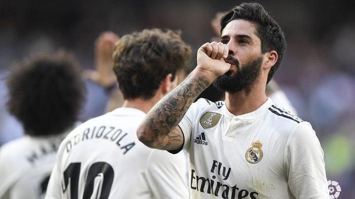 Jadwal Bola La Liga Spanyol Malam Ini, Real Madrid Vs Eibar dan Real Sociedad Vs Osasuna