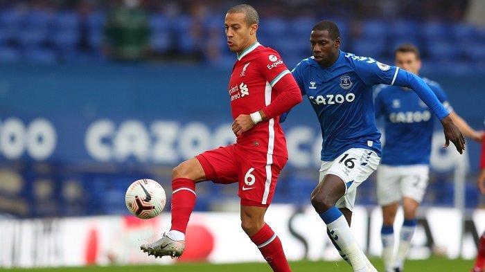 Link Live Streaming Liverpool Vs Everton Derby Merseyside Liga Inggris Malam Ini di Mola TV