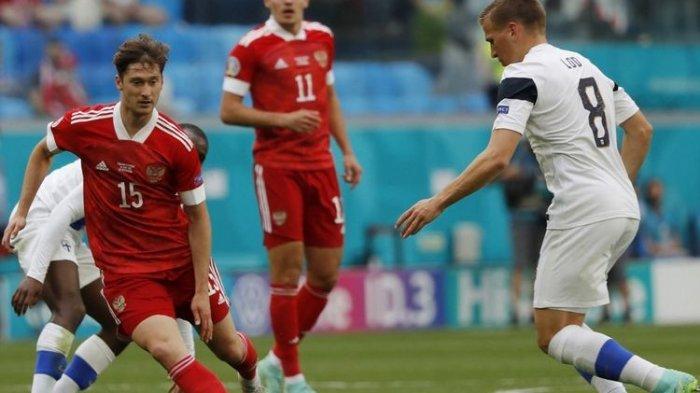 Ini Dia Aleksey Miranchuk, Penentu Kemenangan Perdana Rusia di Euro 2020
