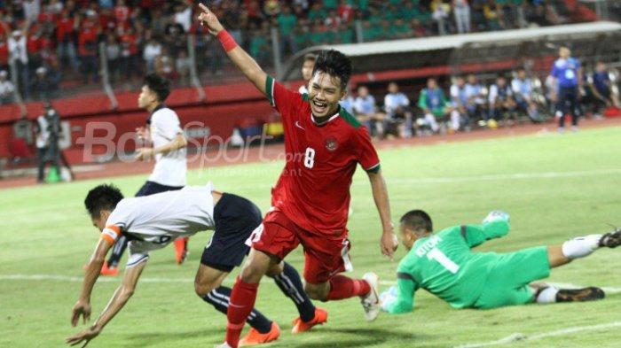 Nonton TV Online Ini Link Live Streaming Timnas U19 Indonesia Vs Kroasia di NET TV dan Mola TV