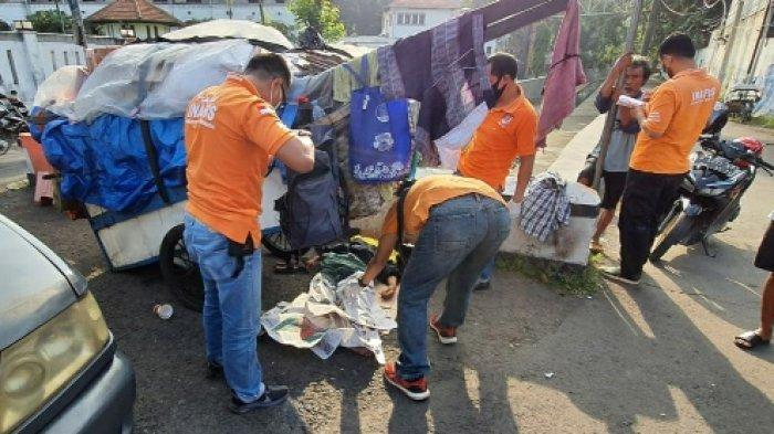 5 Gelandangan Meninggal Dunia di Jalanan Kota Semarang, Dinsos: Tiap Hari Kami Sudah Muter
