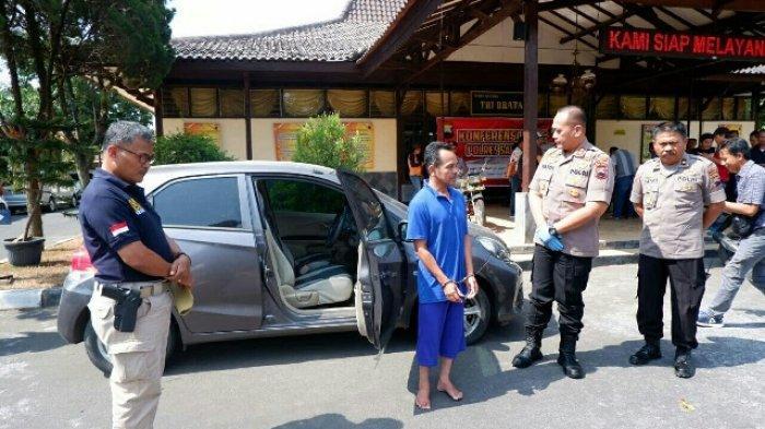 Dititipi Mobil Rental, Ery Malah Gadaikan Senilai Rp 30 Juta dan Kabur ke Jambi