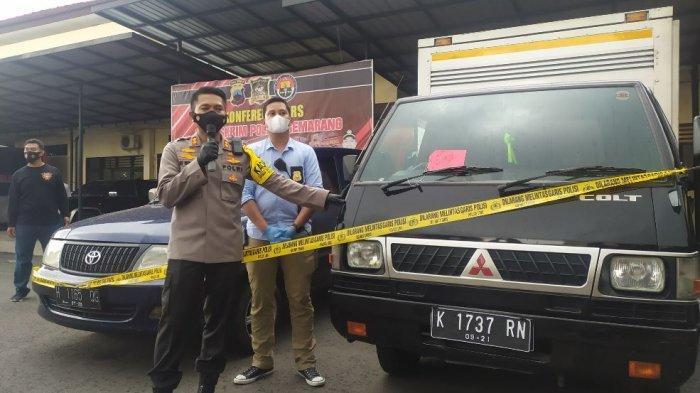 Lakukan Aksi di Kabupaten Semarang, Sindikat Pencurian Mobil Boks Ini Dibekuk Polisi