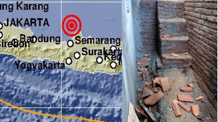 Hari Ini Terjadi Rentetan 4 Gempa Mag di Atas 5, Pertanda Akan Terjadi Gempa Besar? Ini Jawaban BMKG