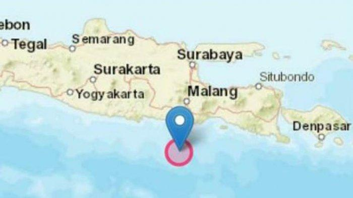 Gempa di Malang, BMKG Sebut di Wilayah Pantura Tegal Raya Tidak Terdampak