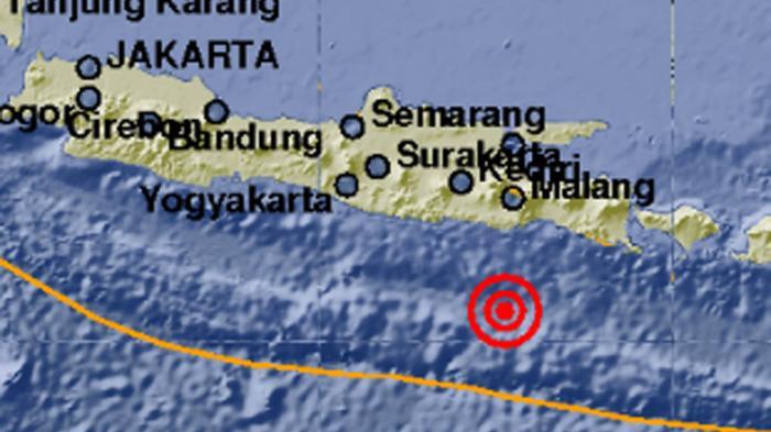 Waspada BMKG: Gempa Besar M 8,9 dan Tsunami 29 Meter Berpotensi Terjadi di Wilayah Pulau Jawa