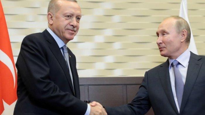 Gencatan Senjata Rusia dan Turki Lahir di Sochi, Berikut ...