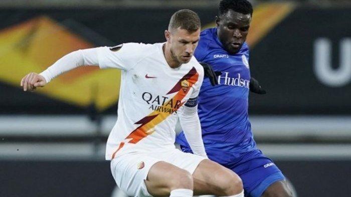 Hasil Liga Europa Tadi Malam Gent Vs AS Roma, Giallorossi Melaju ke Babak 16 Besar