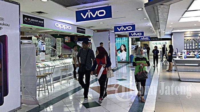 Dampak Penutupan Jalan terhadap Penjualan Handphone di Plaza Simpanglima Semarang