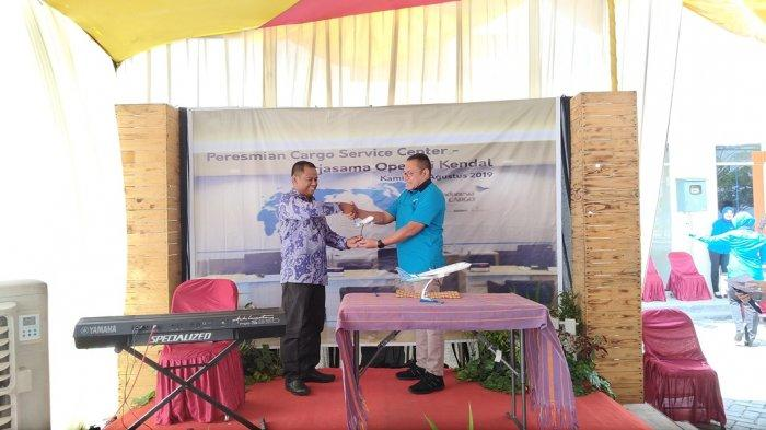 Warga Kendal Kirim Hasil Bumi ke Luar Jawa Makin Mudah, Gerai Kargo Garuda Indonesia Sudah Dibuka
