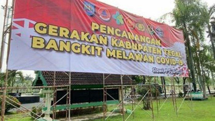 Gerakan Kabupaten Tegal Bangkit Melawan Covid-19 Diperpanjang Sampai 5 Juli 2021
