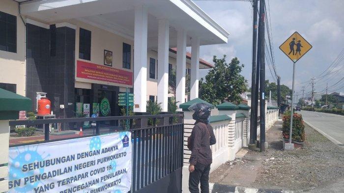 PN Purwokerto Lockdown Sementara, Empat Pegawai Terpapar Covid-19