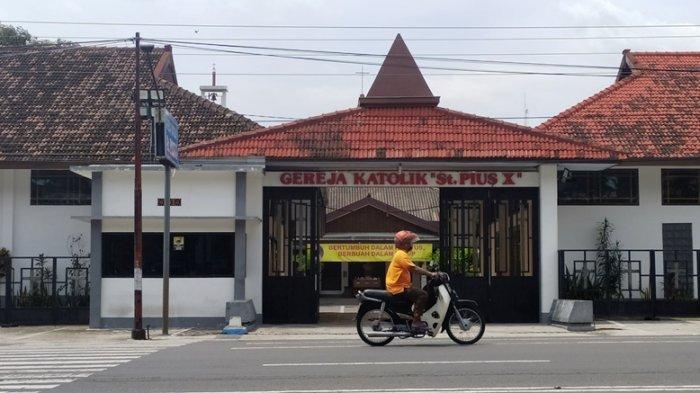 Polres Karanganyar Perketat Pengamanan di Gereja Jelang Paskah, Ratusan Personel Siap Diterjunkan