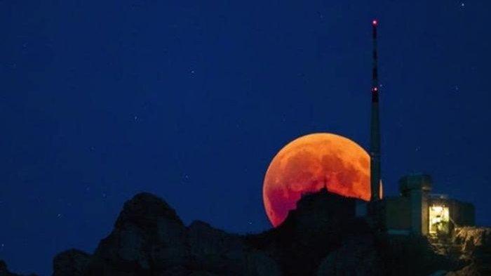 Mau Memotret Gerhana Bulan Total? Ini Tips dari Fotografer Profesional, Pakai Kamera HP pun Jadi