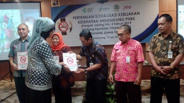Dukung Kawasan Tanpa Rokok, Ini yang Dilakukan Dinkes Kota Surakarta