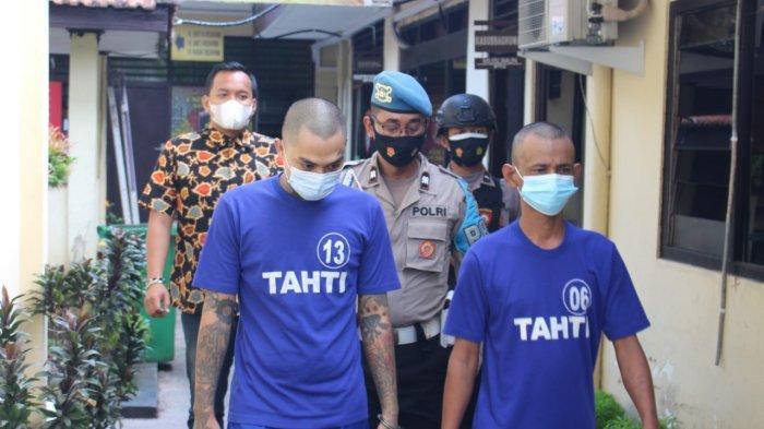 Satresnarkoba Polres Purbalingga Ringkus Dua Pengedar Obat Terlarang di Rumah Kontrakan