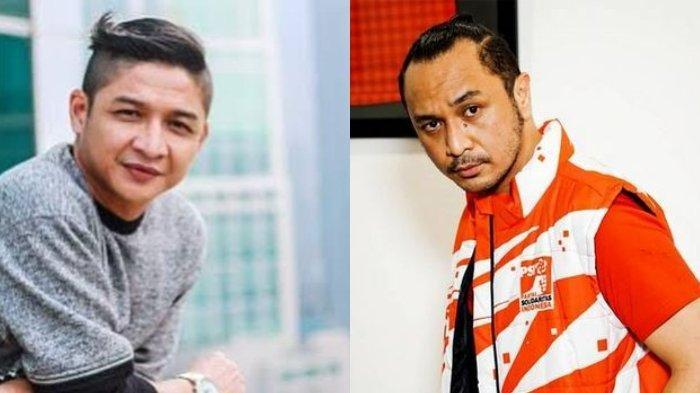 Pasha Ungu Sentil Giring Ganesha yang Kritik Anies Baswedan soal Banjir Jakarta