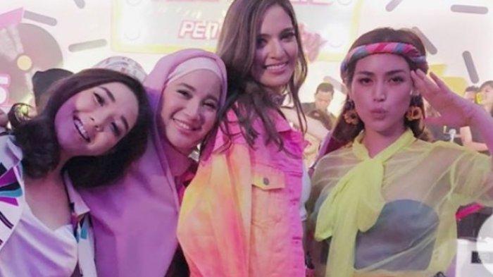 Pertama Terjun ke Dunia Artis, Natasha Wilona Beberkan Sikap Jessica Iskandar ke Artis Pendatang