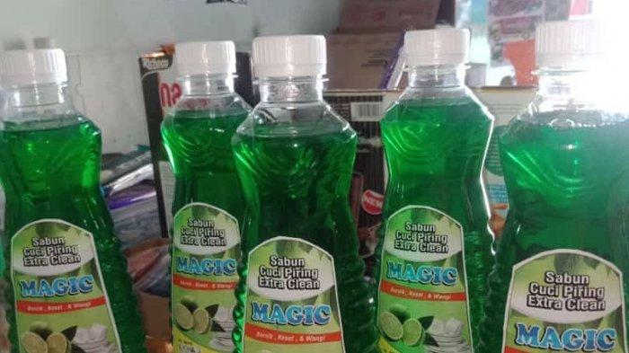 Gita Produksi Sabun dan Parfum Racikan Laris Manis di Kendal