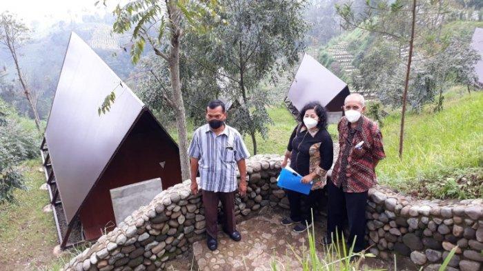 Ada Glamping di Lereng Gunung Merbabu Boyolali, Tiga Dosen USM Dilibatkan dalam Proses Pembangunan