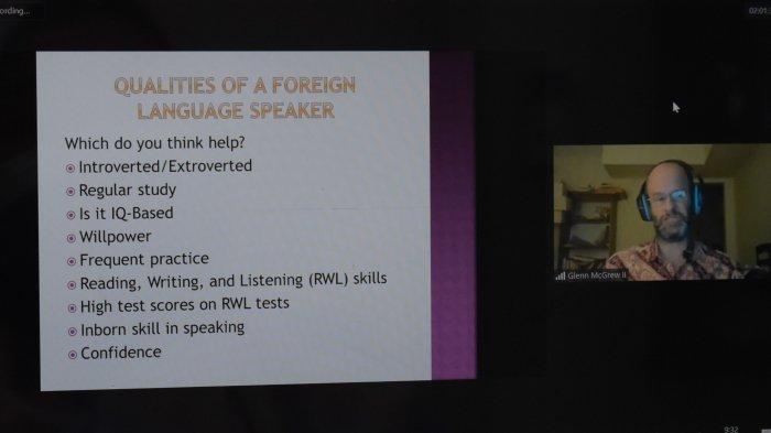 UPT Bahasa Unsoed Purwokerto Gelar Workshop Keterampilan Berbahasa Inggris