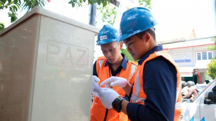 Gmedia Perluas Penggelaran Fiber Optik Semarang Timur