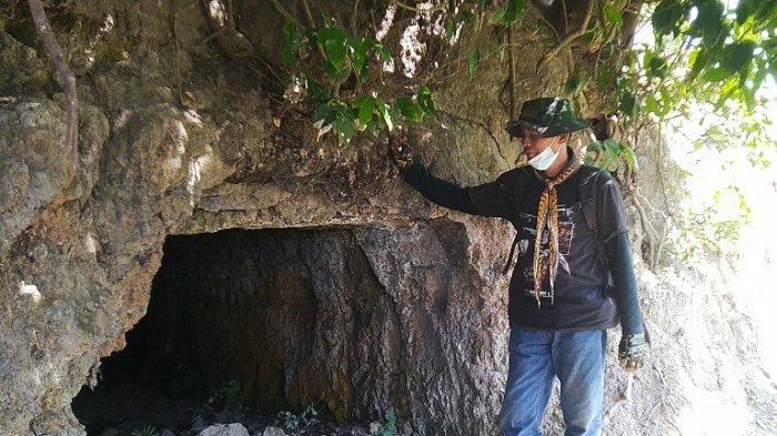Ditemukan 15 Goa di Bukit Cangkraman Patiayam Kudus, Diduga Peninggalan Jepang