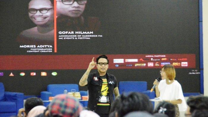 Gofar Hilman Dituduh Lakukan Pelecehan Seksual di Malang, Ini Jawabannya