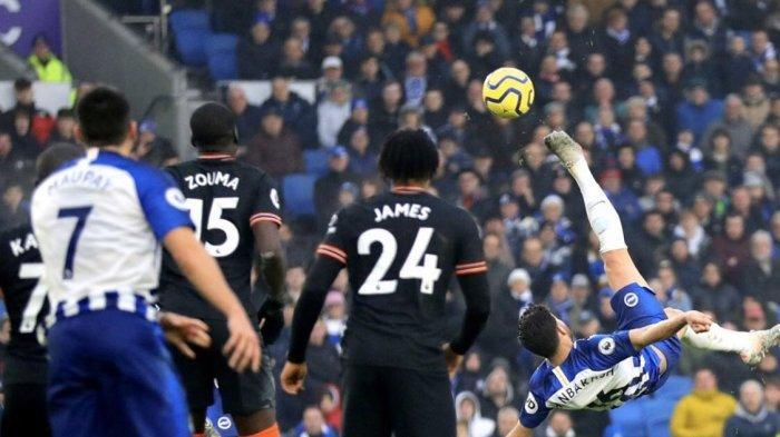 Hasil Liga Inggris - Chelsea Gagal Taklukkan Brighton, Akibat Gol Kejutan di Menit ke 84