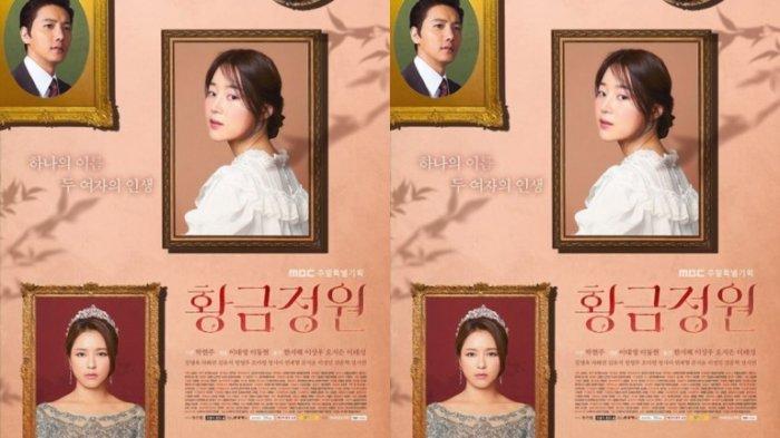 Sinopsis dan Daftar Lengkap Pemain Drakor Golden Garden, Drama Terbaru Han Ji Hye Mulai 20 Juli