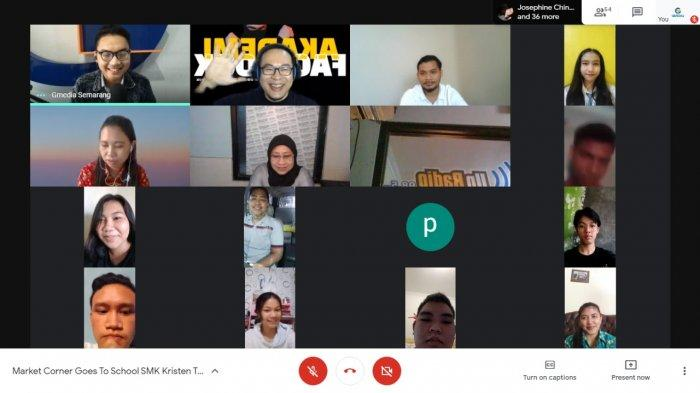 Gmedia Goes to School SMK Kristen Terang Bangsa Semarang