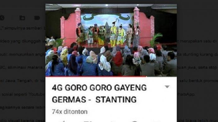 Tiara Terhibur Saat Tonton Goro-Goro Gayeng Germas