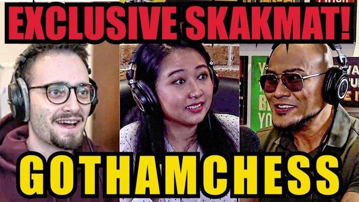 GothamChess vs Irene Berakhir Imbang, Bagaimana Jika Levy Tanding Ulang Lawan Dewa Kipas di Twitch?